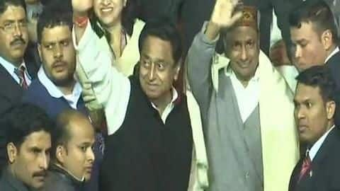 #MadhyaPradeshElections: After discussions, Indira's 'third' son Kamal Nath becomes CM