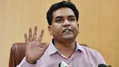 For Kapil Mishra, doors of BJP always open: Vijay Goel