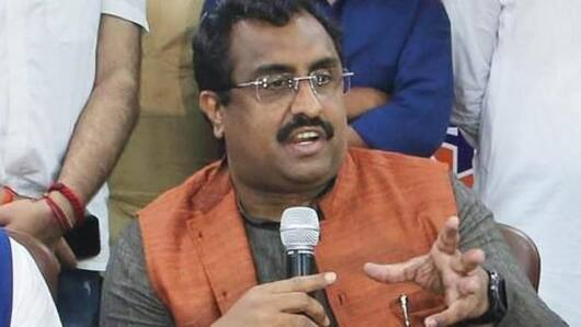 Ram Madhav says BJP-PDP alliance was a compulsion