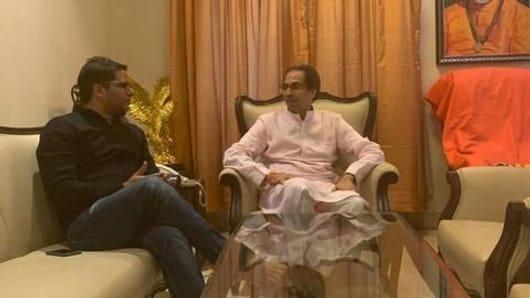 Prashant Kishor to help Shiv Sena in polls