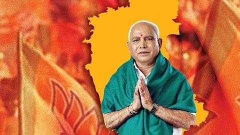 In a first for Karnataka, Yediyurappa gets three deputy CMs