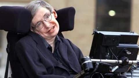 Stephen Hawking memorial will see his ashes interred, voice beamed to space