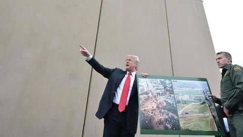 On GoFundMe, Trump's supporters raise whopping $14mn for border wall