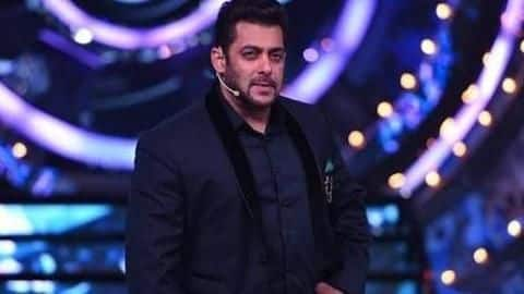 Salman Khan shoots the first promo of Bigg Boss 12