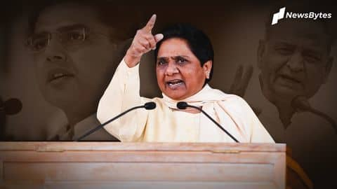 Rajasthan: BSP's Mayawati wants her MLAs back, will approach court