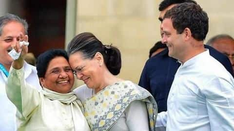 Exit polls effect? Mayawati won't meet Gandhis in Delhi
