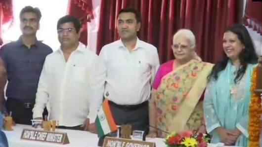 Goa Cabinet inducts four new ministers, GFP fumes