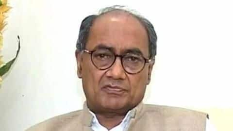 Congress fields Digvijaya Singh from Bhopal, BJP's bastion since 1989