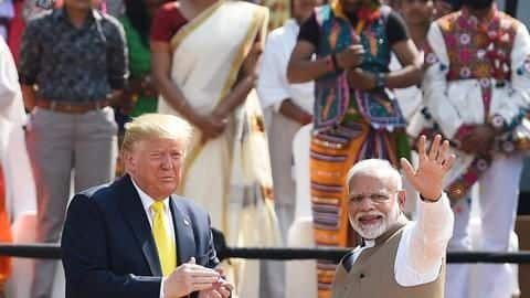 "Trump thanks Modi for Hydroxychloroquine, latter says ""we'll win together"""