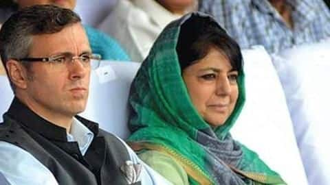 Government approaches Omar Abdullah and Mehbooba Mufti; requests cooperation