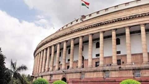 Inappropriate behavior gets seven Congress MPs suspended from Lok Sabha