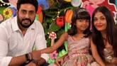 Hyderabad: Astrologer predicts Aaradhya Bachchan will become PM