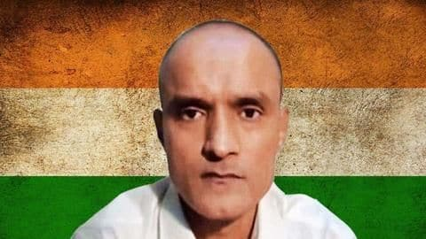 Indian officer meets Kulbhushan Jadhav in Pakistan for first time