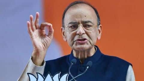 Jaitley questions Rahul's qualification, says he got M.Phil without Masters
