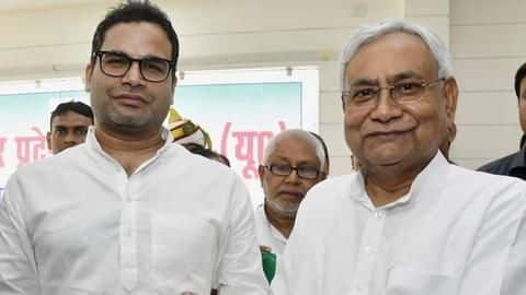 Prashant Kishor asked to leave JD(U); will work with AAP