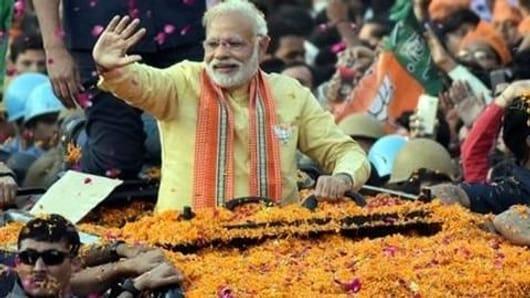 Narendra Modi likely to contest from Varanasi