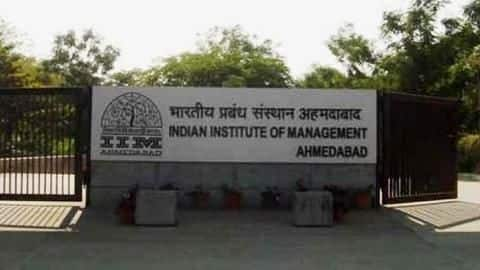 Migrant workers serve notice to IIM-Ahmedabad over wages, institute responds