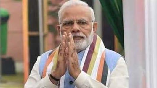 Rahul Gandhi wishes PM Modi health and happiness