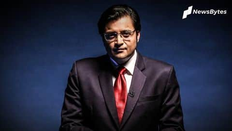 For vilifying Thackeray, Sena MP wants action against Arnab Goswami