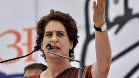 Congress wasted its 'brahmastra' Priyanka. Has it accepted defeat already?