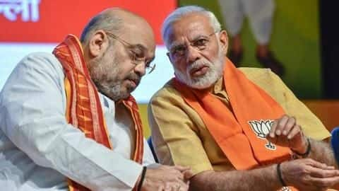 BJP leaders will head key parliamentary panels, Congress gets Home
