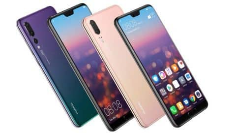 Top 5 Huawei smartphones currently available in India