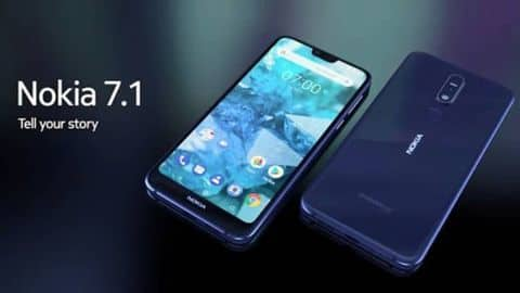 Nokia 7.1 Plus To Launch With 'Mega Display', Details