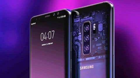 Galaxy S10 will be Samsung's best camera-phone ever, suggests leak