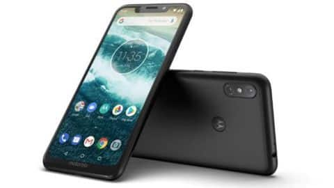 Android One-based Motorola One Power launched at Rs. 15,999
