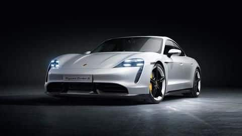 All about Porsche's first-ever all-electric sports car