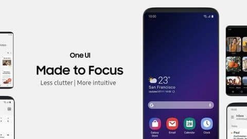 Samsung releases Android Pie-based One UI (beta) for Galaxy S9/S9+