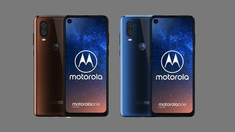 Ahead of launch, Motorola One Vision's specifications and pricing leaked