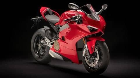 From engine to tech features: Everything about Ducati Panigale V4