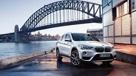 2018 BMW X1 sDrive20d M Sport launched for Rs. 41.50lakh