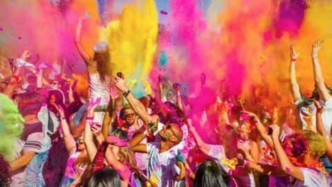 "Live and capture your ""Holi Hai"" moments with these smartphones"