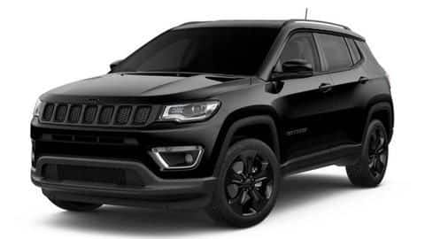 Jeep Compass Night Eagle edition launched at Rs. 20.14 lakh