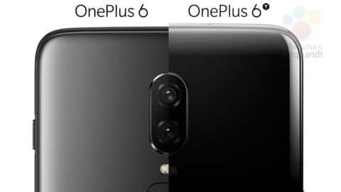 OnePlus 6T v/s OnePlus 6: What's different