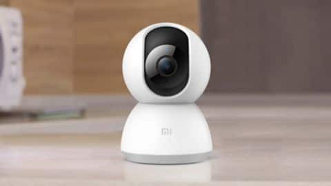 Best home security cameras available in India