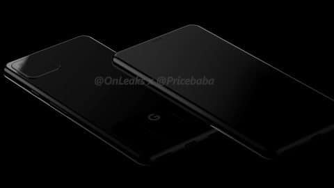 Old design, new phone: Google Pixel 4 in a nutshell