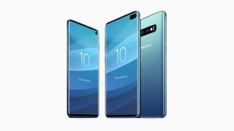 Galaxy S10+ with Exynos 9820 performs better than Snapdragon 855?