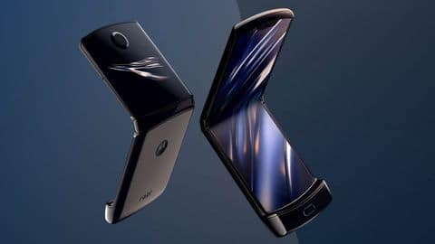Motorola RAZR is coming to India with a six-digit price-tag