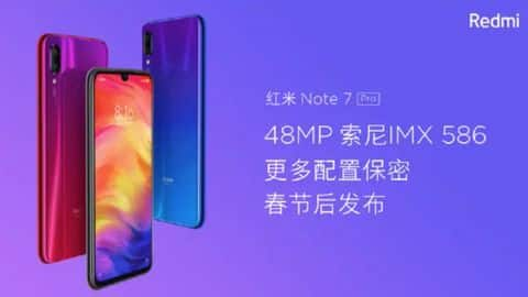 Redmi Note 7 deliveries reportedly delayed in China due to production accident