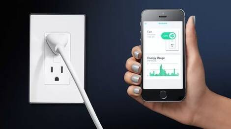 Finally, get a smart plug and switch