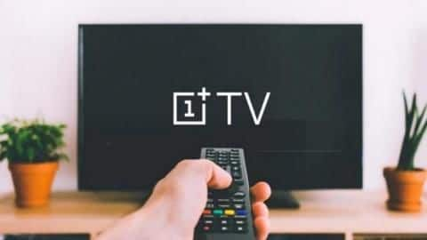 OnePlus TV to pack 8 speakers, support Dolby Atmos
