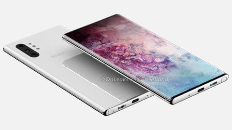 Samsung Galaxy Note 10 to launch on August 7: Report