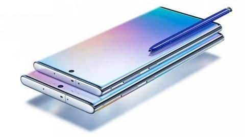 Samsung Note 10-series to launch on August 20 in India