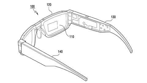 Samsung is working on foldable AR smart glasses, suggests patent