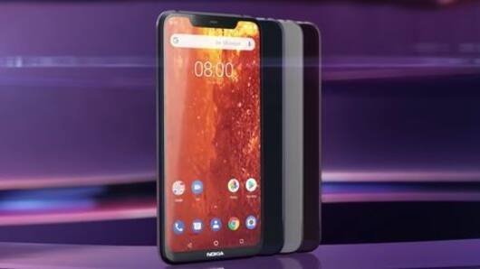 All you need to know about Nokia 8.1