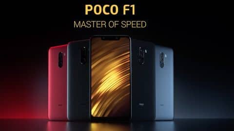 Xiaomi Poco F1 first sale today: Here're the top offers