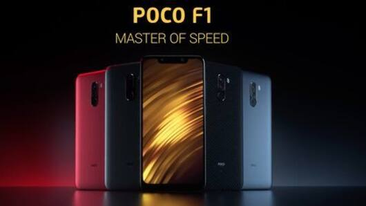 Xiaomi Poco F1 first sale today in India